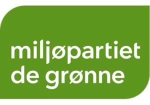 Logoen til Miljøpartiet de grønne.